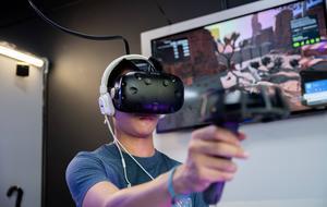 HTC Vive Gaming Cosmos Elite