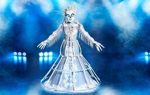 Masked Singer Skelett