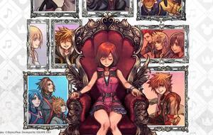 Kingdom Hearts Square Enix