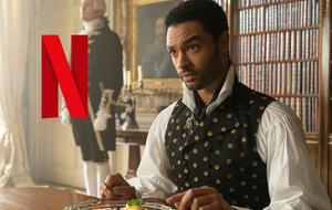 "Netflix   Bridgerton: Darum bekam ""The Walking Dead""-Star Tom Payne nicht die Hauptrolle"