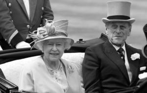 Queen Elizabeth Prinz Philip