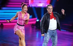 """""""Let's Dance"""" Christina Luft und Jan Hofer"""