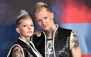 Eric Stehfest und Frau Edith
