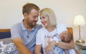 Bauer sucht Frau Anna Heiser Baby