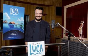 """Giovanni Zarella über den Pixar-Film """"Luca"""": """"Ich hoffe, meine Kinder erkennen meine Stimme"""""""