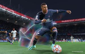 FIFA 22 Coverstar Kylian Mbappé