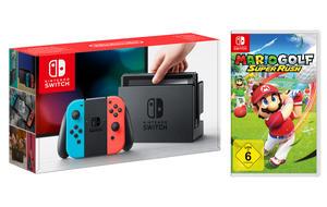 Gewinne eine Nintendo Switch Konsole mit Spiele-Bundle von Nintendo