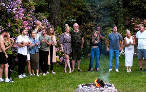 Sommerhaus der Stars 2021 Cast