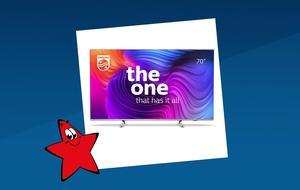 Philips TV 70 Zoll im Angebot