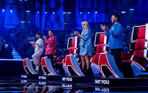 The Voice of Germany 2021 Coaches
