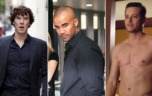 Benedict Cumberbatch, Shemar Moore, Jesse Lee Soffer