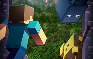 """""""Minecraft"""": Macher des """"LEGO""""-Films bringen Videospiel ins Kino"""