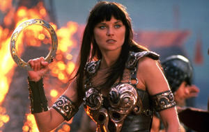 Lucy Lawless, Xena