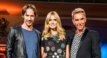Germany's Next Topmodel Jury