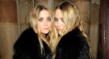 Ashley und Mary-Kate Olsen