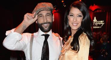 Massimo Sinato und Rebecca Mir