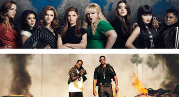 Bad Boys und Pitch Perfect