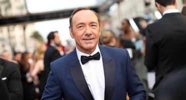 """Kevin Spacey auf dem roten Teppich der """"Academy Awards"""""""