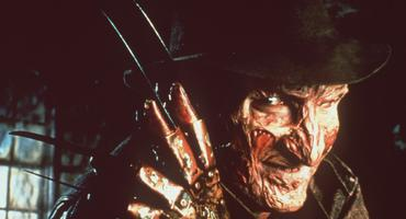 "Robert Englund in ""Nightmare on Elm Street"""