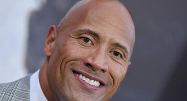 "Dwayne ""The Rock"" Johnson hat extrem entspannte Fans."