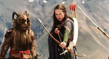 "Anna Popplewell in ""Die Chroniken von Narnia"""