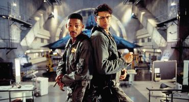Will Smith und Jeff Goldblum