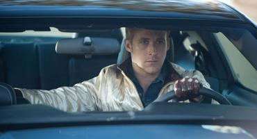 "Ryan Gosling am Steuer in ""Drive"""