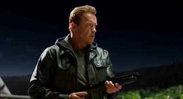 Arnold Schwarzenegger in Terminator: Genisys