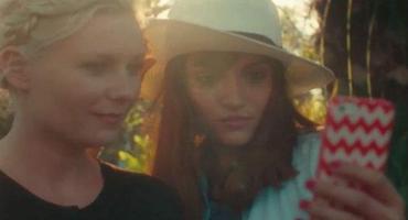 Kirsten Dunst-Selfie