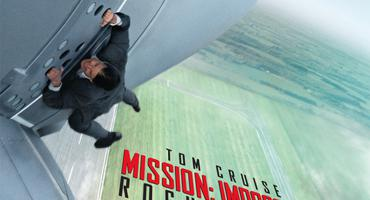 Mission Impossible 5: Rogue Nation, Cruise