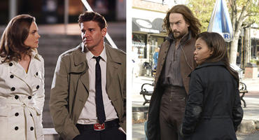 """Bones"" und ""Sleepy Hollow"""