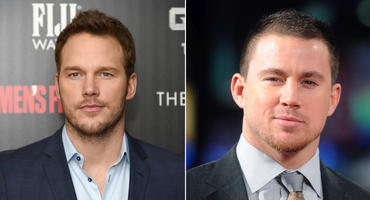"Chris Pratt und Channing Tatum als ""Ghostbusters"""