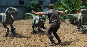 Jurassic World, Jurassic Park, Chris Pratt