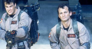 """Ghostbusters"" Bill Murray und Dan Aykroyd"