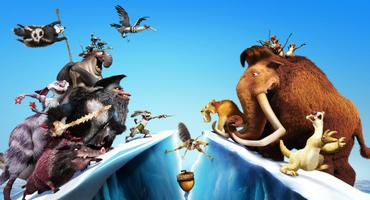 Poster zu Ice Age: Continental Drift