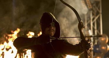 """Arrow"" Stephen Amell"