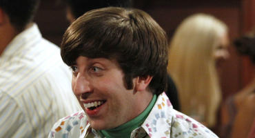 Simon Helberg, The Big Bang Theory