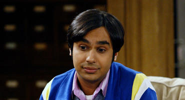 Kunal Nayyar, The Big Bang Theory