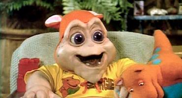 """""""Die Dinos"""": SIE war die Stimme von """"Baby Sinclair""""!"""