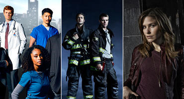 Chicago Fire, Chicago P.D., Chicago Med