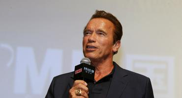 "Arnold Schwarzenegger bei ""The Celebritiy Apprentice"""
