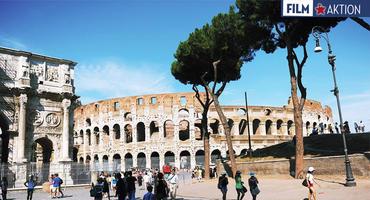 Erleben Sie das Filmfest in Rom