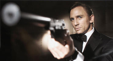 "Daniel Craig als ""James Bond"""