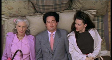 Frances Sternhagen war Bunny McDougal
