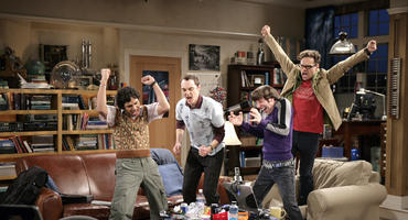 The Big Bang Theory Neuzugang