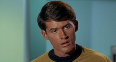 Bruce Hyde in Star Trek