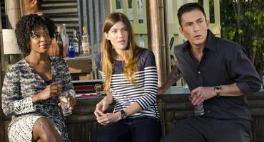 """Dexter"" Reunion bei Limitless Jennifer Carpenter"