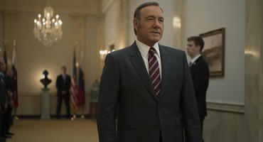 Kevin Spacey, House of Cards, netflix