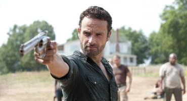 """The Walking Dead"" Andrew Lincoln"