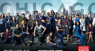 Chicago Fire, PD, LAW